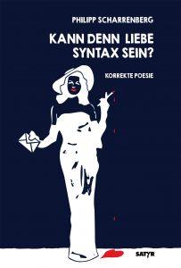 """Cover """"Kann denn Liebe Syntax sein?"""""""